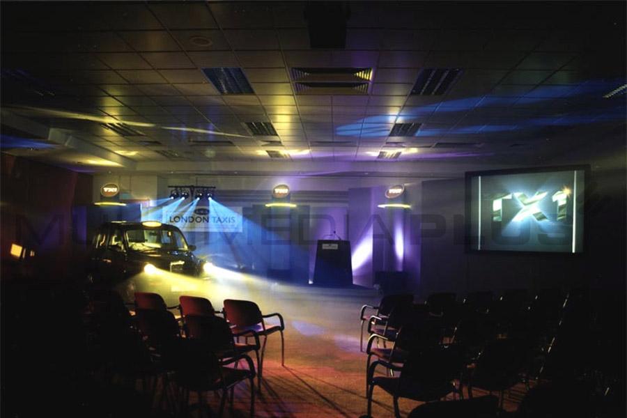 Multimedia Plus Event Production