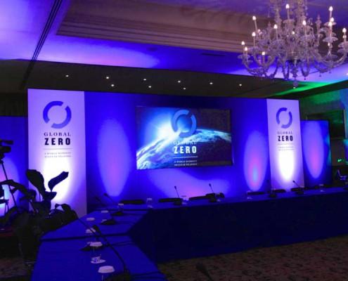 Global Zero anti nuclear summit Multimedia Plus